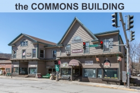 The COMMONS in MARGARETVILLE    - 11 RENTAL UNITS and 1 RESTAURANT