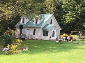 Located outside the quaint town of Livingston Manor - Year-round Catskill Property