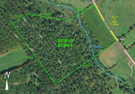 Rolling Hill Top Views on This 30+/- Acres - Rolling Hill Top Views on This 30+/- Acres