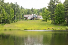 EXPANSIVE CATSKILLS RETREAT  - 100% PRIVATE with manicured trails