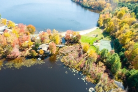 Private Double Lakefront Property - Private Lakefront Home